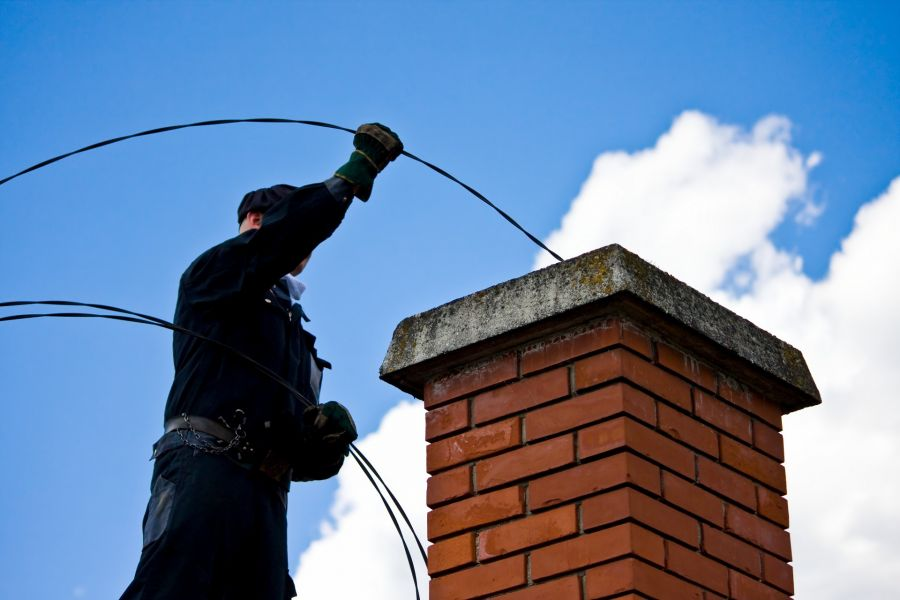 Chimney Cleaning by Certified Green Team