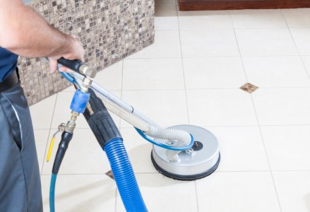 Tile & grout cleaning in Canton by Certified Green Team
