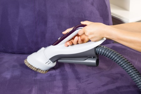 Upholstery cleaning in Dedham by Certified Green Team