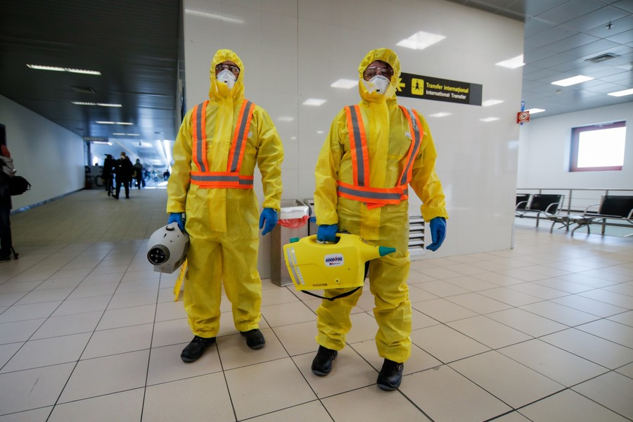 Decontamination Services by Certified Green Team