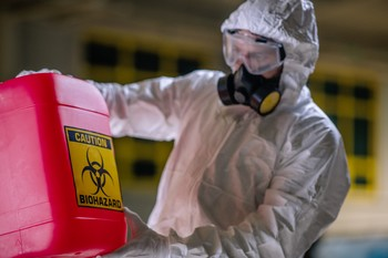Biohazard Cleanup in Pelham, New Hampshire