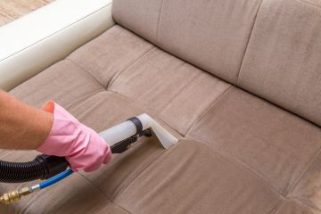 Sofa Cleaning in Pelham by Certified Green Team